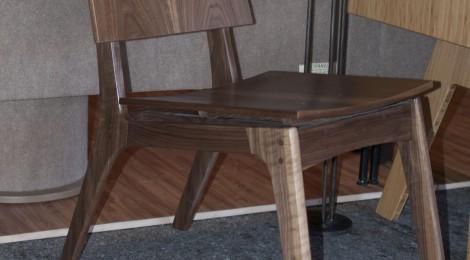 Olann Lounge Chair - Walnut