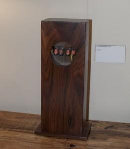 Rosewood Nixie Clock