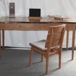 Spalted Maple & Cherry Desk