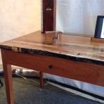 Writing Desk - Spalted Maple & Cherry